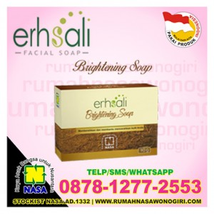 erhsali brightening soap