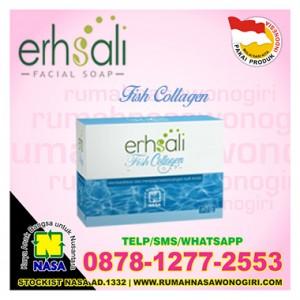 erhsali fish collagen soap