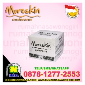 moreskin underarm