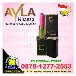 ayla khanza lipstick