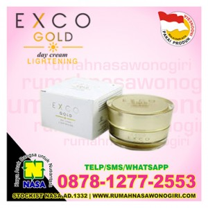 exco gold day cream