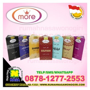 more parfum aminah