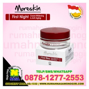 moreskin first night