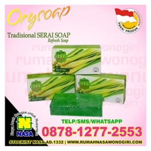 orysoap serai soap