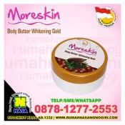 moreskin body butter whitening gold