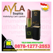 ayla sophia lipstick mattefying care