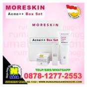 moreskin acne series