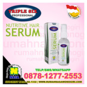 triple six nutritive hair serum